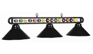 RAM Game Room 3-Light Billiard Ball Light