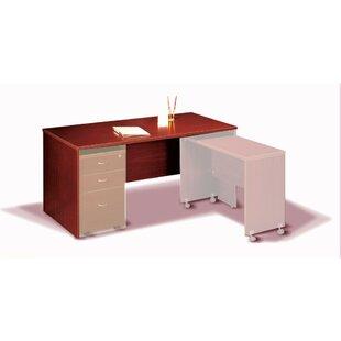Price comparison Estinville Elagant L-Shape Desk ByRed Barrel Studio