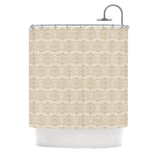 Soft Deco by Julia Grifol Single Shower Curtain