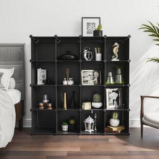 Brennon Bookcase By Symple Stuff