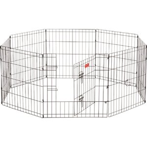 Lucky Dog 8 Panel Hd Dog Pen