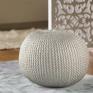 Price comparison Kyleigh Pouf By Mistana