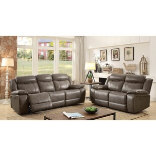 Rangel Reclining Configurable Living Room Set by Loon Peak