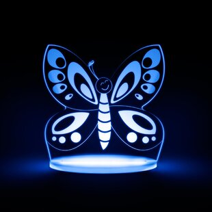 Total Dreamz Butterfly LED Night Light