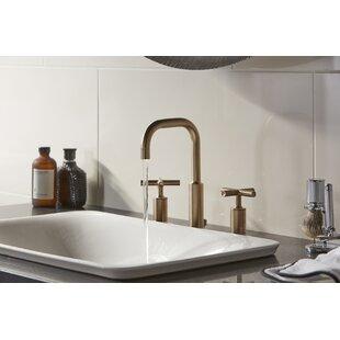Affordable Sartorial Vitreous China Rectangular Vessel Bathroom Sink By Kohler