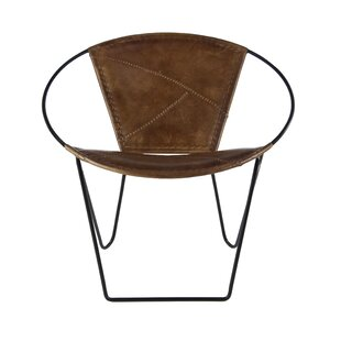 Wendell Papasan Chair by Union Rustic