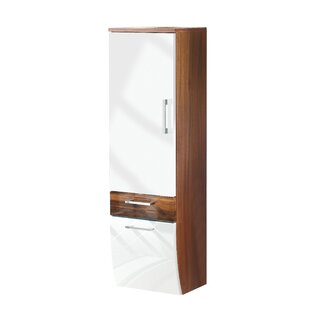 Review Rima 40 X 134.5cm Wall Mounted Cabinet