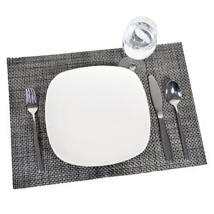 Adamantine Weave Placemat (Set of 12)