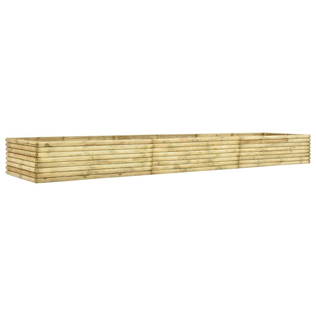 Conelia Wooden Planter Box