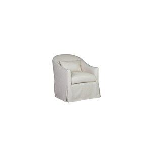 Mcdowell Slipcover Swivel Glider by Rosecliff Heights