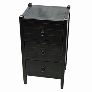 Lucerne 3 Drawer Nightstand by Urban Designs