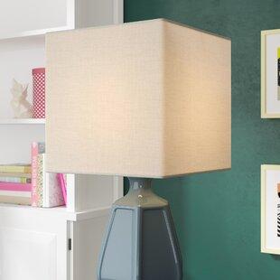Hardback 10 Fabric Square Lamp Shade
