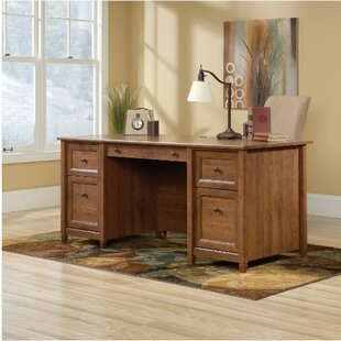 Lamantia Executive Desk by Three Posts Top Reviews