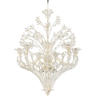 Rivendell 15-Light Crystal Chandelier by ..