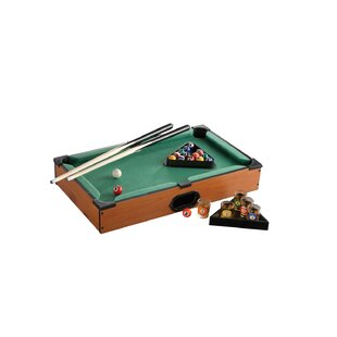 Check Prices 1.7' Pool Table ByStyle Setter