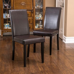 Sewell Upholstered Dining Chair (Set of 2) Winston Porter