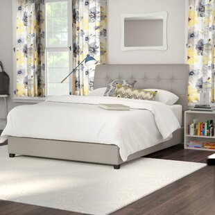 Griffith Upholstered Panel Bed by Zipcode Design