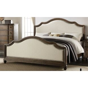 Putney Presswood Upholstered Bed