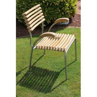 Roksanda Stacking Garden Chair Image