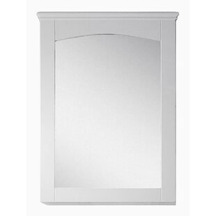 Nixon Plywood-Veneer Wall Mirror by Royal Purple Bath Kitchen