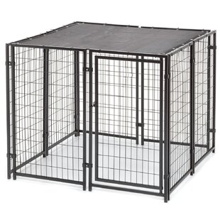 Indoor Dog Kennel Table | Wayfair