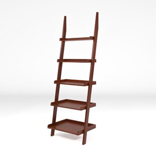 Dunhill Ladder Bookcase by Beachcrest Home 2019 Coupon