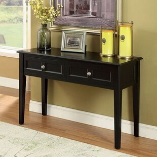 Nelida Transitional Console Table by Winston Porter