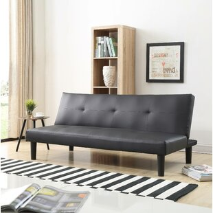 Peavy Click Clack Convertible Sofa by Ebe..