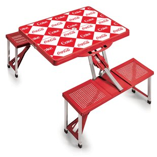Coca-Cola Picnic Table