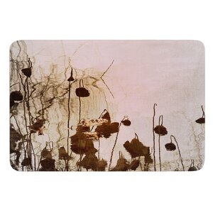 Lotus Dream by Marianna Tankelevich Bath Mat