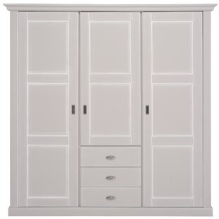 Darby Home Co Doty 3 Door Wardrobe Armoire