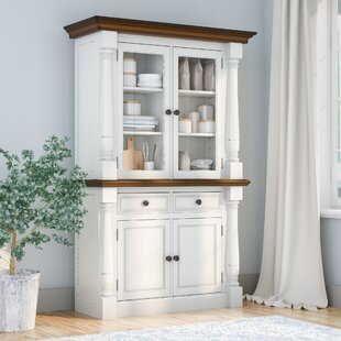 distressed he homelegance p china white dining pedestal oak set furniture trestle whiteoak cabinet hollyhock