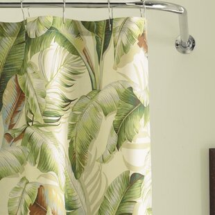 Palmiers Cotton Shower Curtain By Tommy Bahama Home