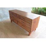 Gaviota 6 Drawer Dresser by Masaya & Co
