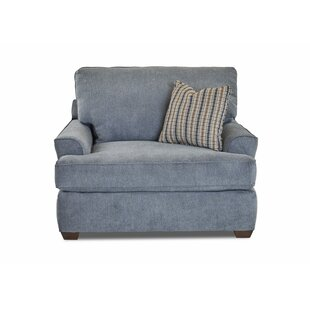 Best Reviews Cuomhouse Chair and a Half by Darby Home Co Reviews (2019) & Buyer's Guide