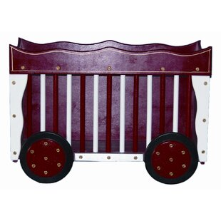 Look for Lion Cage Toy Box ByJust Kids Stuff