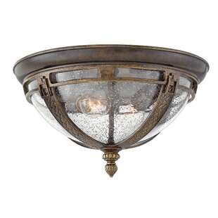 Hinkley Lighting Key West 2-Light Flush Mount