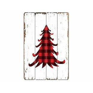 Buffalo Plaid Christmas Decor Wayfair