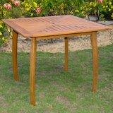 Sabbattus Wooden Bistro Table