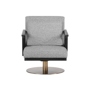 Alisa Swivel Armchair by Sunpa..