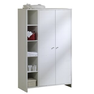 Eco Stripe 2 Door Wardrobe By Schardt