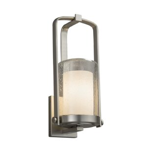 Check Prices Luzerne Outdoor Sconce By Brayden Studio