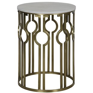 Natine End Table by Noir