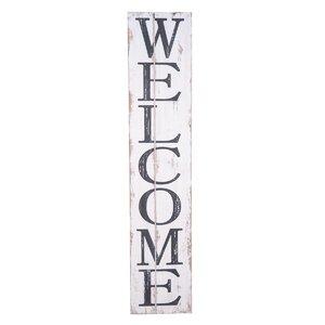 Conway Welcome Wall Du00e9cor