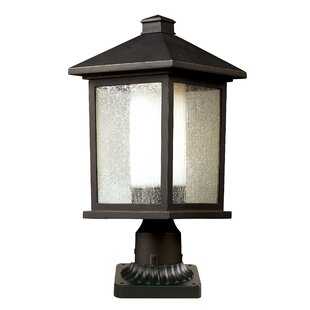 Savala Outdoor 1-Light Lantern Head by Winston Porter