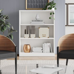 Inexpensive Universal Bookcase Standard Bookcase ByRed Barrel Studio