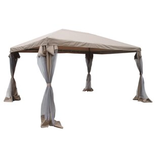 ALEKO 10 Ft. W x 13 Ft. D Steel Patio Gazebo