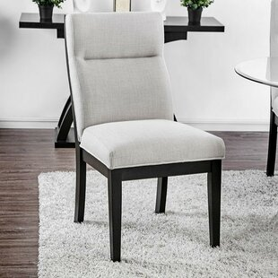 Mcmillin Upholstered Dining Chair (Set of 2) Orren Ellis