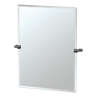 Great choice Bleu Rectangle Wall Mirror By Gatco