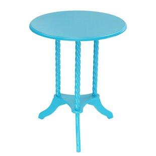 Harlen Pedestal End Table